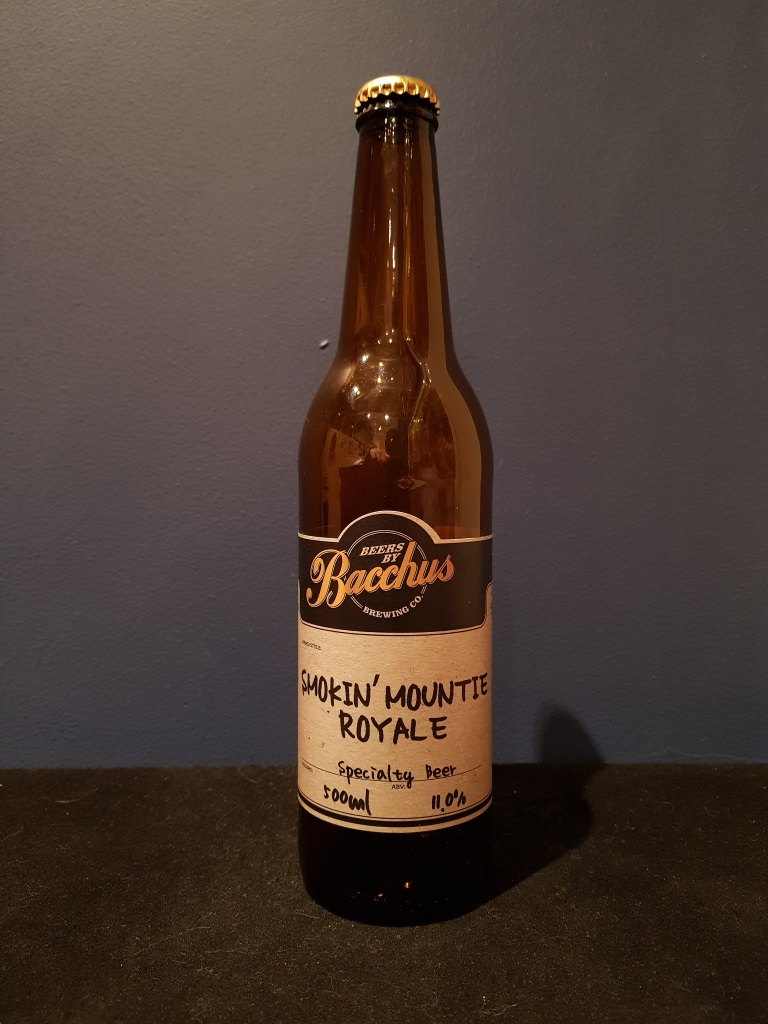 Smokin' Mountie Royale, Bacchus Brewing.jpg